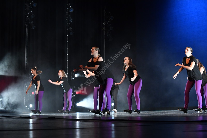 The final Dance Now recital is held at the Clay Theatre February 27th, 2019.  Photo Brian Persinger