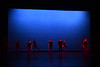 Students of the School of Theatre & Dance of WVU perform at the Clay Theatre Creative Arts Center on February 27, 2019.