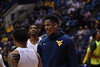 WVU Men's basketball faced off against Baylor on January 21, 2019 at the Coliseum in Morgantown.