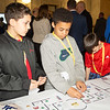 The Robotics/ArigSTEM proved a big hit, introducing students to coding in a fun and interactive way.