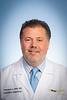 WVU Medicine Doctor Larry Glad poses for a portrait at the HSC studio July 25, 2019. Photo Greg Ellis