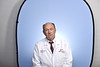David Thomas, MD poses for photogaphs at the Health Sciences Center June 20th, 2019.  Photo Brian Persinger