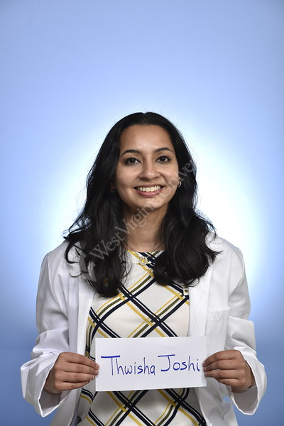 New residents in Pediatrics pose for photographs in the Health Sciences Studio June 27th, 2019.  Photo Brian Persinger