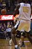 The Mountaineers played their last game of the season against Coastal Carolina University at the Coliseum on March 25, 2019.