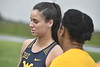 The Track and Field team hosts the Mountaineer Open at Mylan Park May 4th, 2019.  Photo Brian Persinger
