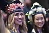 WVU CAC May Graduates enjoy the actives of graduation at the WVU CAC May 10, 2019. Photo Greg Ellis