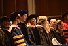 WVU's College of Creative Arts Graduation was held on May 10, 2019 in the Lyell B. Clay Concert Theatre. The students were presented their diplomas as parents cheered to congratulate them for their major accomplishment.