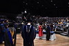 The School of Public Health holds their May Commencement at the Creative Arts Center May 10th, 2019.  Photo Brian Persinger