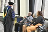 May CEHS Commencement Honorary Degree Recipient Ellis Ray Williams is awarded a HODC at the CEHS Commencement May 11, 2019. Photo Greg Ellis