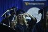 Eligible students of the College of Education and Human services attended their commencement ceremony at the Coliseum on May 11, 2019.