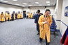 The Eberly College of Arts and Sciences holds their Phi Beta Kappa induction ceremony during Commencement Weekend at the Mountainlair May 11th, 2019.  Photo Brian Persinger