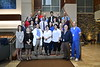 Members of the WVU Medicine Stroke Team pose for a group picture in the Ruby Hospital Lobby May 14, 2019. Photo Greg Ellis