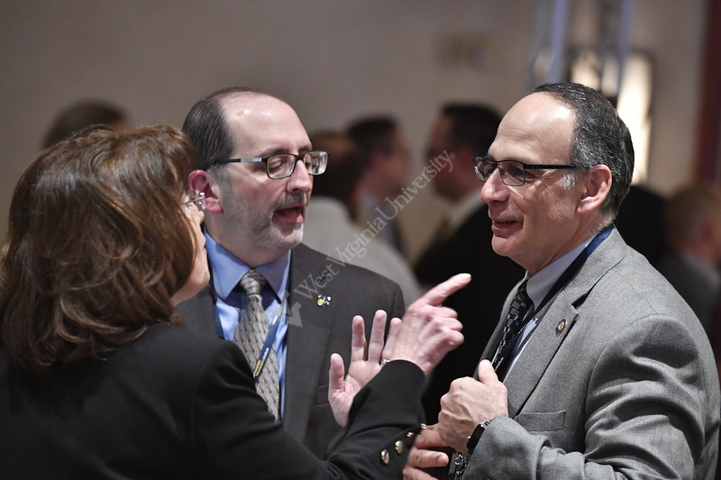 The Rockefeller Neuroscience Institute hosts their inaugural Summit at the Marriot Hotel May 16th, 2019.  Photo Brian Persinger