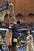 WVU vs Akron Basketball game action November 8, 2019. (WVU Photo/Greg Ellis)