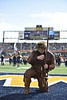 The Mountaineer Football team faced off against Texas Tech at Mountaineer Field November 9, 2019. (WVU Photo/Parker Sheppard)