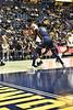 Men's Basketball action vs Northern Colorado November 18, 2019. (WVU Photo/Greg Ellis)