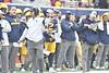 The WVU Mountaineer Football team hosts Oklahoma State at Mountaineer Field November 23rd, 2019.  (WVU Photo/Brian Persinger)