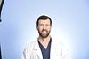 Jarryd Reed, MD , MD Emergency Medicine poses for a portrait at the HSC studio October 10, 2019. (WVU Photo/Greg Ellis)