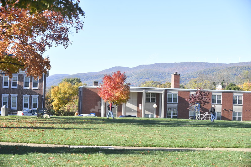 Campus Scenes on the Potomac State campus of West Virginia University Oct 24th, 2019.  (WVU Photo/Brian Persinger)