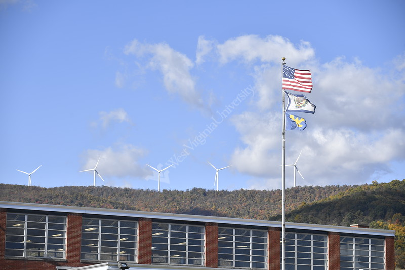 Campus Scenes on the Potomac State campus of West Virginia University Oct 23th, 2019.  (WVU Photo/Brian Persinger)