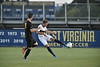 WVU's Men's Soccer team hosted Wright State at Dick Dlesk Soccer Stadium Saturday, September 7, 2019. (WVU Photo/Parker Sheppard)