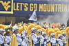 The WVU Mountaineers host the NC State Wolfpack at Mountaineer Field September 14th, 2019.  (WVU Photo/Brian Persinger)