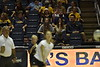 The WVU Women's Volleyball team challenged the Navy at the Coliseum on Saturday, September 21, 2019.
