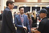 Career Services holds their Career Fair in the Mountainlair September 25th, 2019.  (WVU Photo/Brian Persinger)