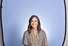 Brianna Fait poses for a portrait at the HSC studio August 20, 2020. (WVU Photo/Greg Ellis)