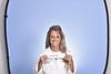 Ashley Mears, PA-C poses for a portrait at the HSC studio August 20, 2020. (WVU Photo/Greg Ellis)