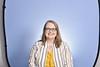 Taylor Mallicoat, DO poses for a portrait at the HSC studio, August 27, 2020. (WVU Photo/Greg Ellis)