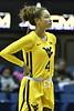 WVU Women's Basketball action vs K State Feburary 11, 2020. (WVU Photo/Greg Ellis)