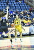 WVU Women's Basketball action vs K State Feburary 11, 2020. (WVU Photo/Greg Ellis)