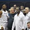 WVU Men's Basketball  action vs Oklahoma State February 18, 2020. (WVU Photo/Greg Ellis)