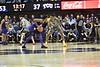 WVU Men's Basketball action vs TCU January 14, 2020. (WVU Photo/Greg Ellis)