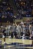 WVU Men's Basketball took on TCU on January 14, 2020 in the Coliseum. (WVU Photo/Parker Sheppard)