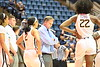 WVU Women's Basketball vs OK State at the WVU coliseum January 22, 2020. (WVU Photo/Greg Ellis)