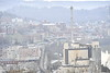 The Coal Fired Morgantown Energy Associates Beechurst power plant seen here is slated to be converted to gas-fired but is expected to continue to provide steam heat to West Virginia University's two Morgantown campuses. Morgantown WV January 23, 2020. (WVU Photo/Greg Ellis)