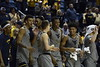 "On January 25, 2020, WVU Men's Basketball went head-to-head with Missouri. The game was held at the Coliseum, many fans attended the game dressed in blue and gold to ""stripe the stadium""."