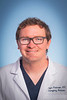 36604 WVU Emergency Medicine Bryce Anderson poses for a portrait at the HSC Studio July 16,  2020. (WVU Photo/Greg Ellis)