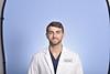 36604 WVU Emergency Medicine Gabriel Goudy poses for a portrait at the HSC Studio July 16,  2020. (WVU Photo/Greg Ellis)