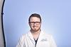 36604 WVU Emergency Medicine Tim Duncan poses for a portrait at the HSC Studio July 16,  2020. (WVU Photo/Greg Ellis)