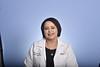 Ava Smith WVU Medicine OGYN poses for a portrait at the HSC studio  Portrait March 5, 2020. (WVU Photo/Greg Ellis)