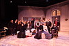Students of WVU perform Hedda Gabler by Henrik Ibsen at the Gladys G. Davis Theatre on March 10, 2020.