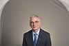 WVU Hospital Administration Michael Edmond, MD poses for a portrait at the HSC studio,November 19, 2020. (WVU Photo/Greg Ellis)
