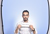 Badawood,Albaraa Behavioral Medicine poses for a portrait at the HSC studio October 1; 2020. (WVU Photo/Greg