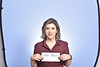 Almasri,Sarah Behavioral Medicine poses for a portrait at the HSC studio October 1; 2020. (WVU Photo/Greg
