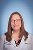 Stephanie Ferimer MD. poses fpr a portrait at the HSC studio, September 3, 2020. (WVU Photo/Greg Ellis)
