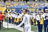 West Virginia University has its homecoming game in a loss against Texas Tech at Milan Puskar Stadium on October 1, 2021. (WVU Photo/David Malecki)