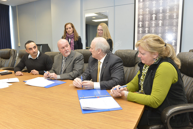 29276, Articulation Agreement,  Pierpoint Community College, photo greg ellis